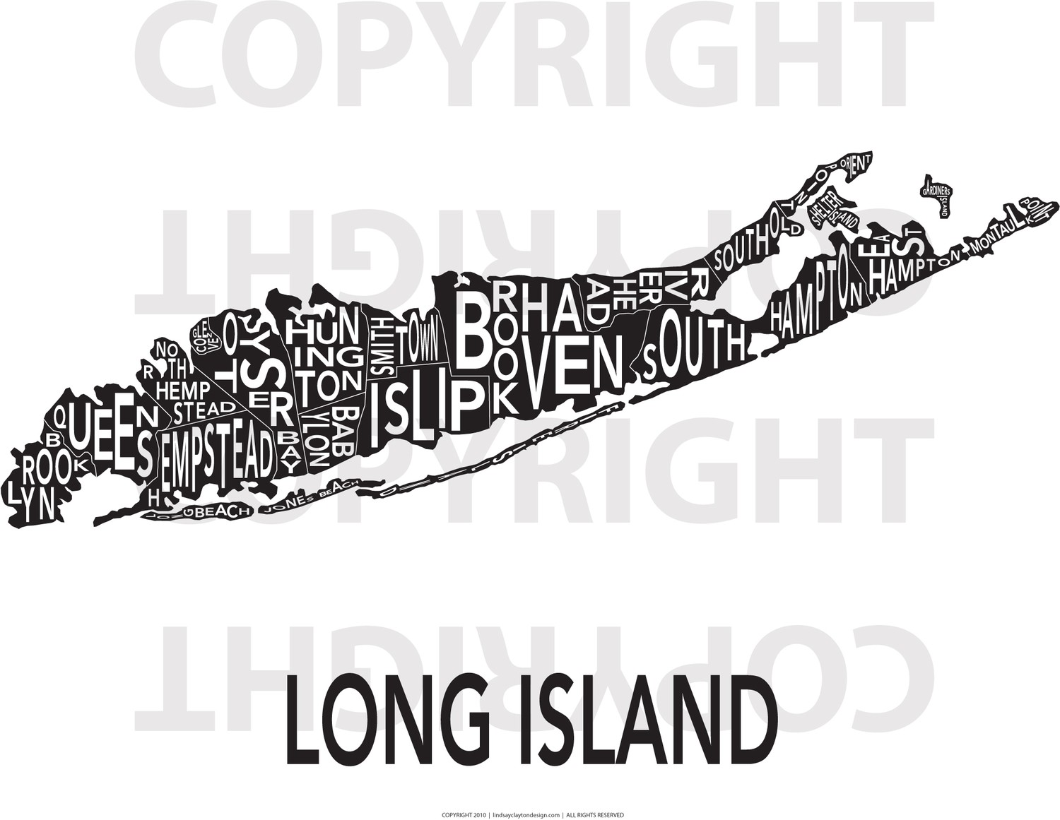 Long Island Clipart