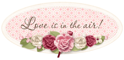 small resolution of love is in the air label png clipart picture