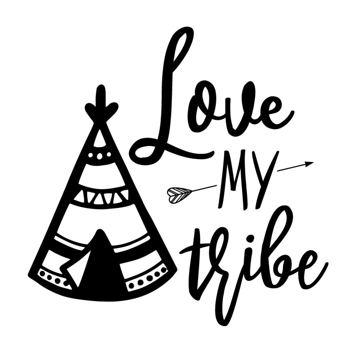 Download love my tribe clipart 10 free Cliparts | Download images ...