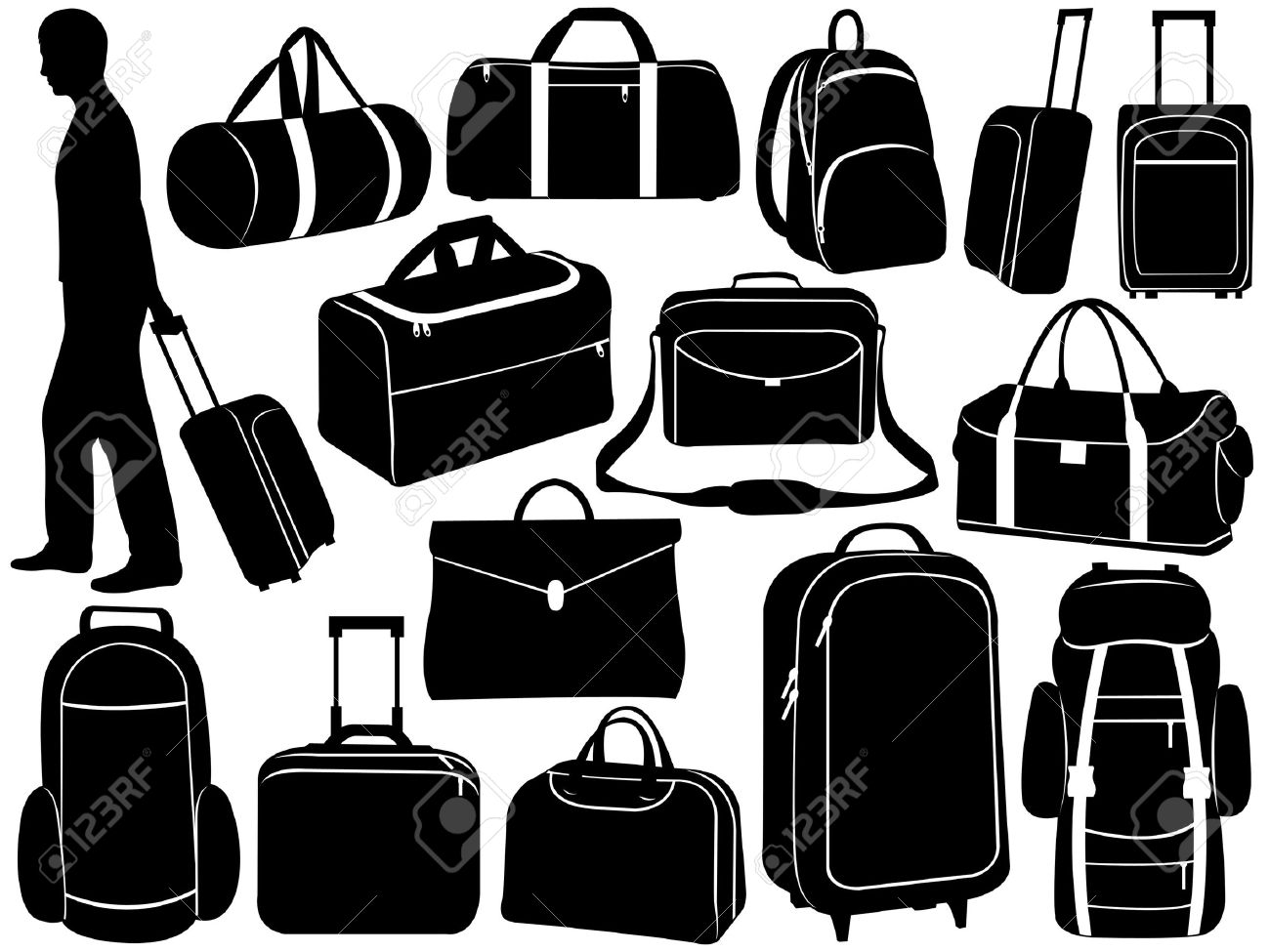 Trolley Clipart