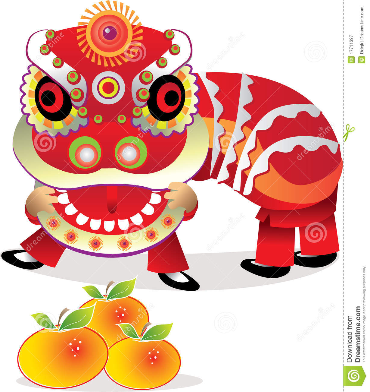 hight resolution of lunar new year clipart free
