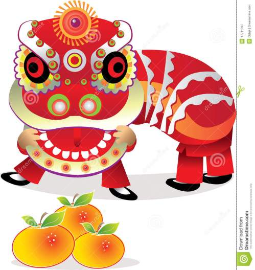 small resolution of lunar new year clipart free