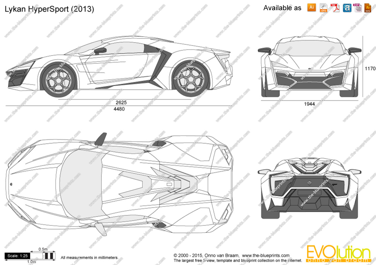 Lykan Hypersport Clipart 20 Free Cliparts