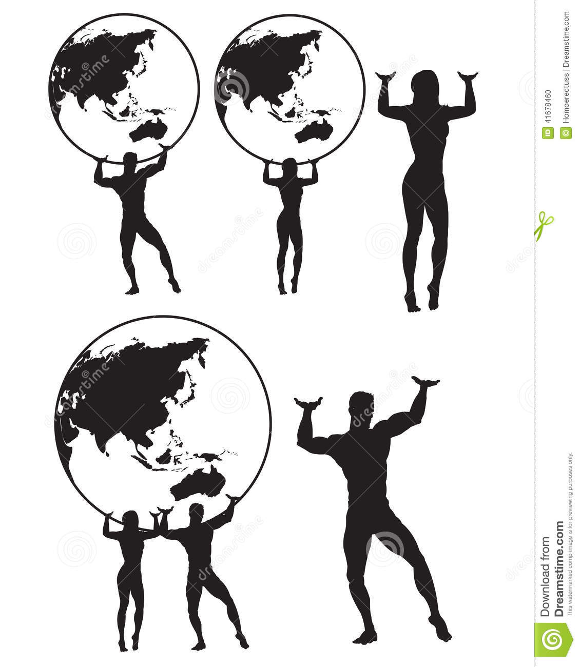 Man With Globe Clipart 20 Free Cliparts