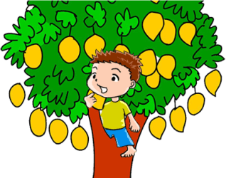 mango tree clipart sloth bear clipground stories