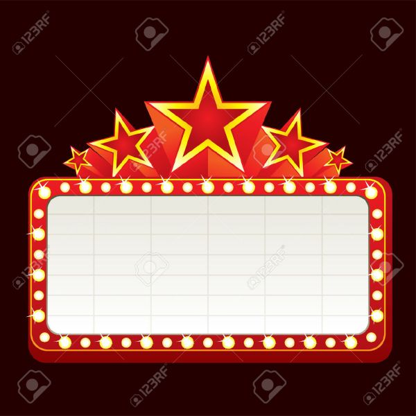 Marquee Clipart - Clipground