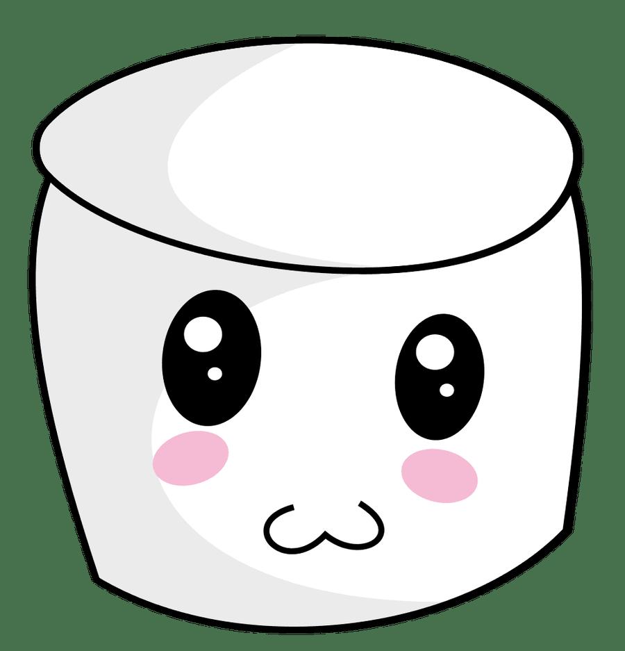 Marshmallow Art Clipart Clipground