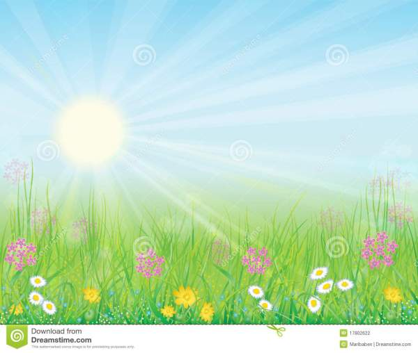 meadow nature clipart - clipground
