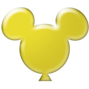 Mickey Mouse Balloon Clipart Clipground