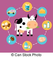 milk clipart vector infographics dairy clip drawing graphics clipground illustrations eps drawings background canstockphoto
