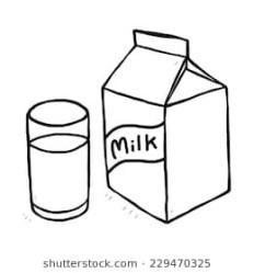 milk clipart cow box clipground chocolate cliparts