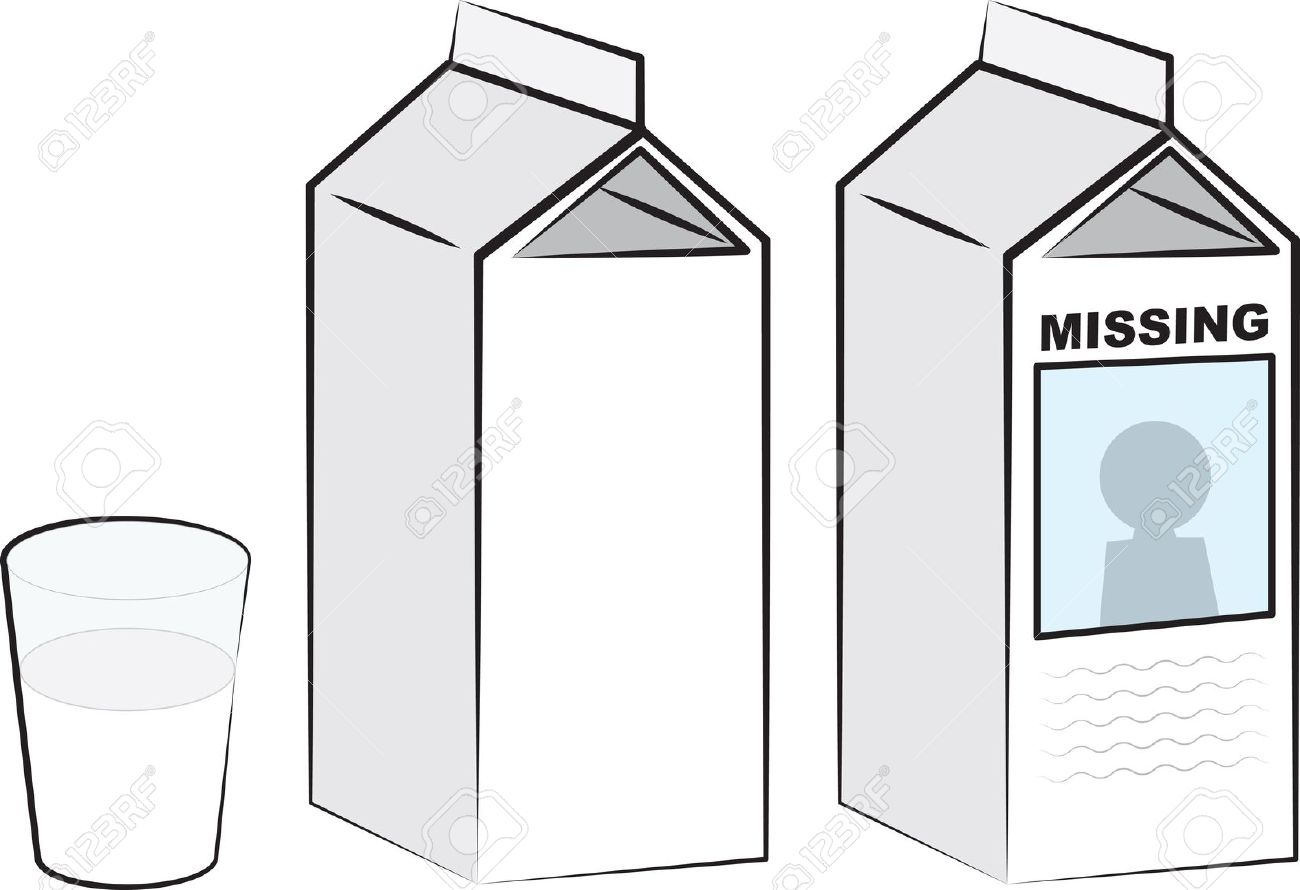 hight resolution of milk cartons and glass of milk royalty free cliparts vectors and