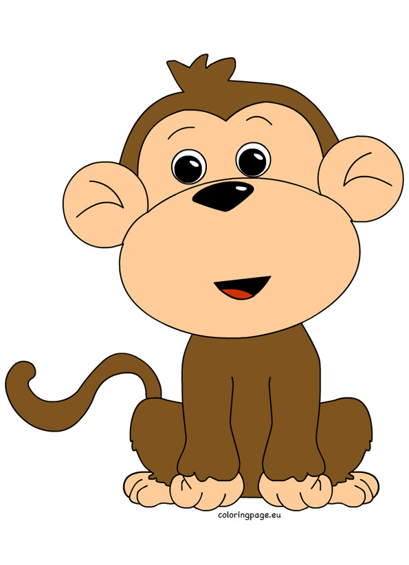 monkey clipart - clipground