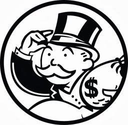 monopoly clipart drawing clip guy money economy transparent go deviantart influence cash cliparts takeover capitalism poll finds property clipground library