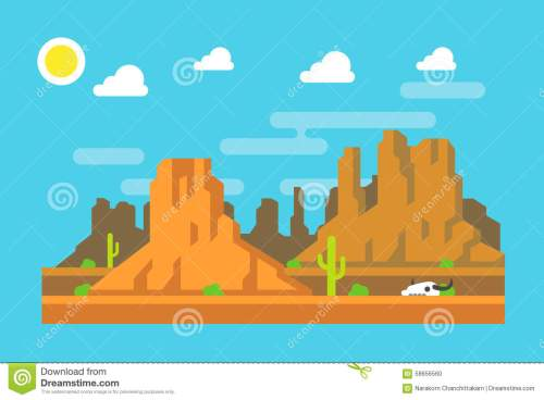 small resolution of monument valley arizona clip art