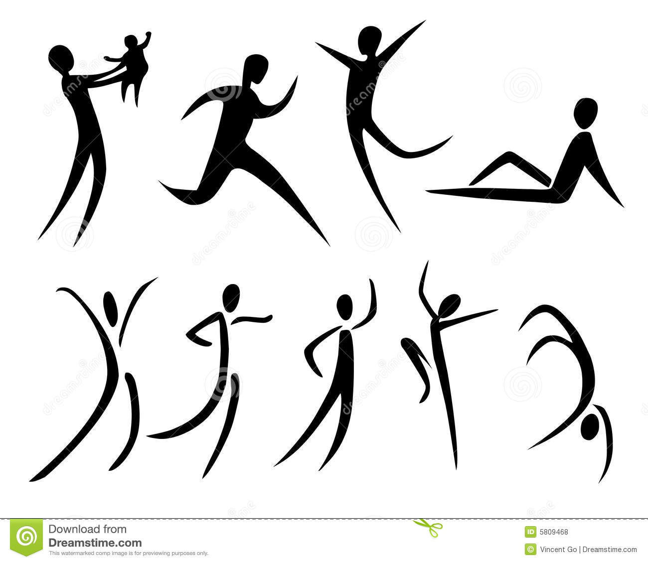 Movement Clipart