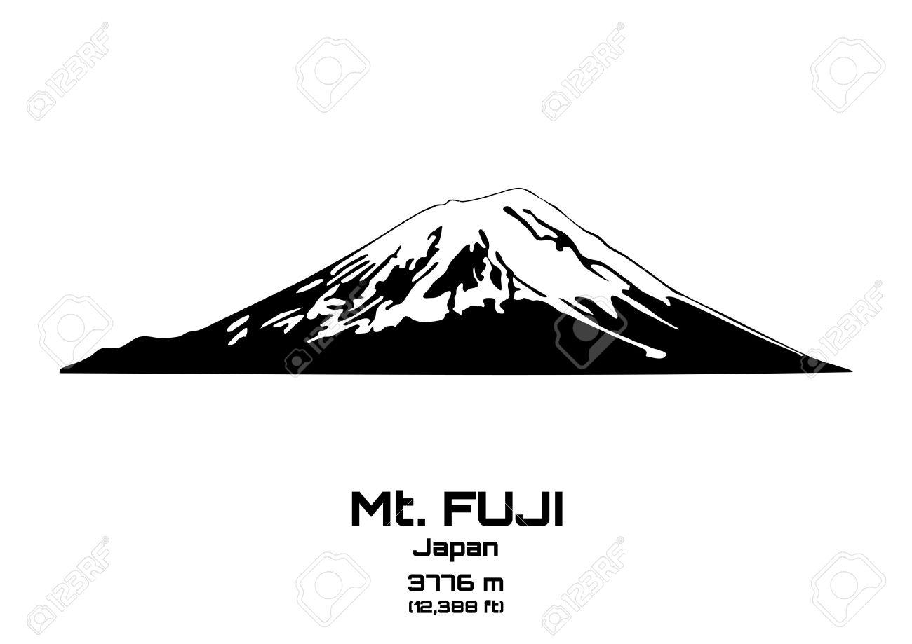 Mt Fuji Clipart