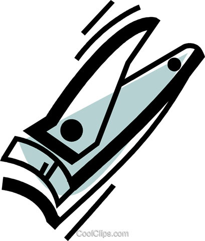 nail clippers clipart - clipground