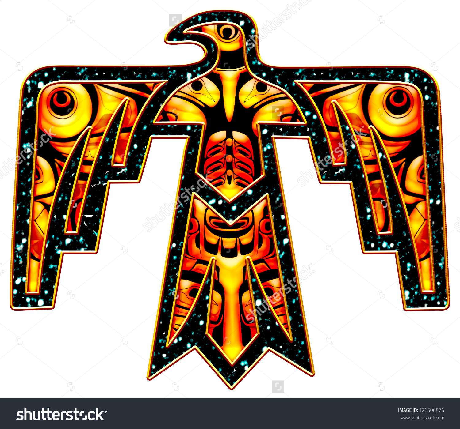 Native America Indian Symbol Clipart In Color 20 Free