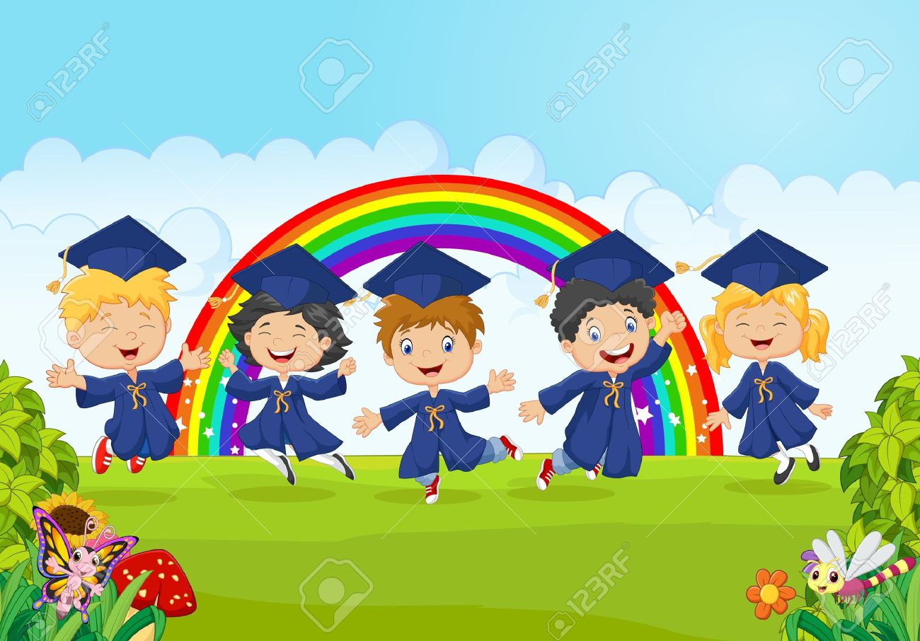 Cute Toddlers Playing Cartoon Wallpaper Nature Background For Kids Clipart 20 Free Cliparts