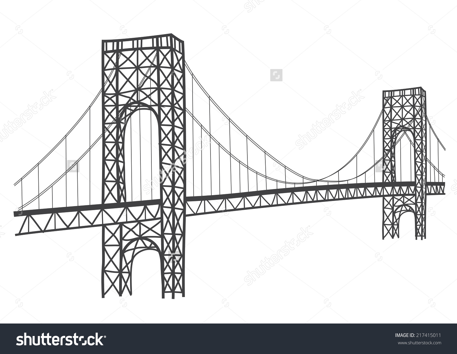 New Bridge Clipart