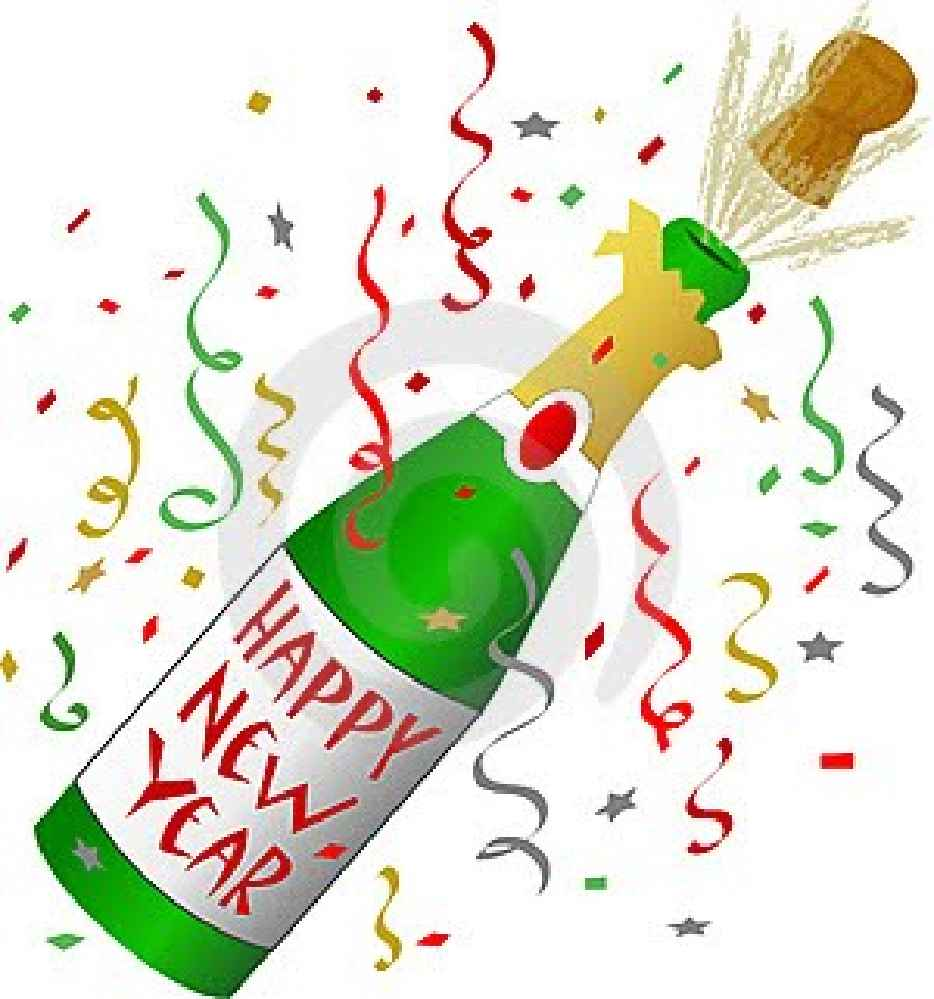 medium resolution of clipart of new year bell