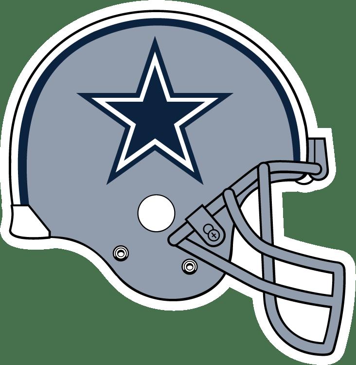 Outline Star Cowboys Dallas