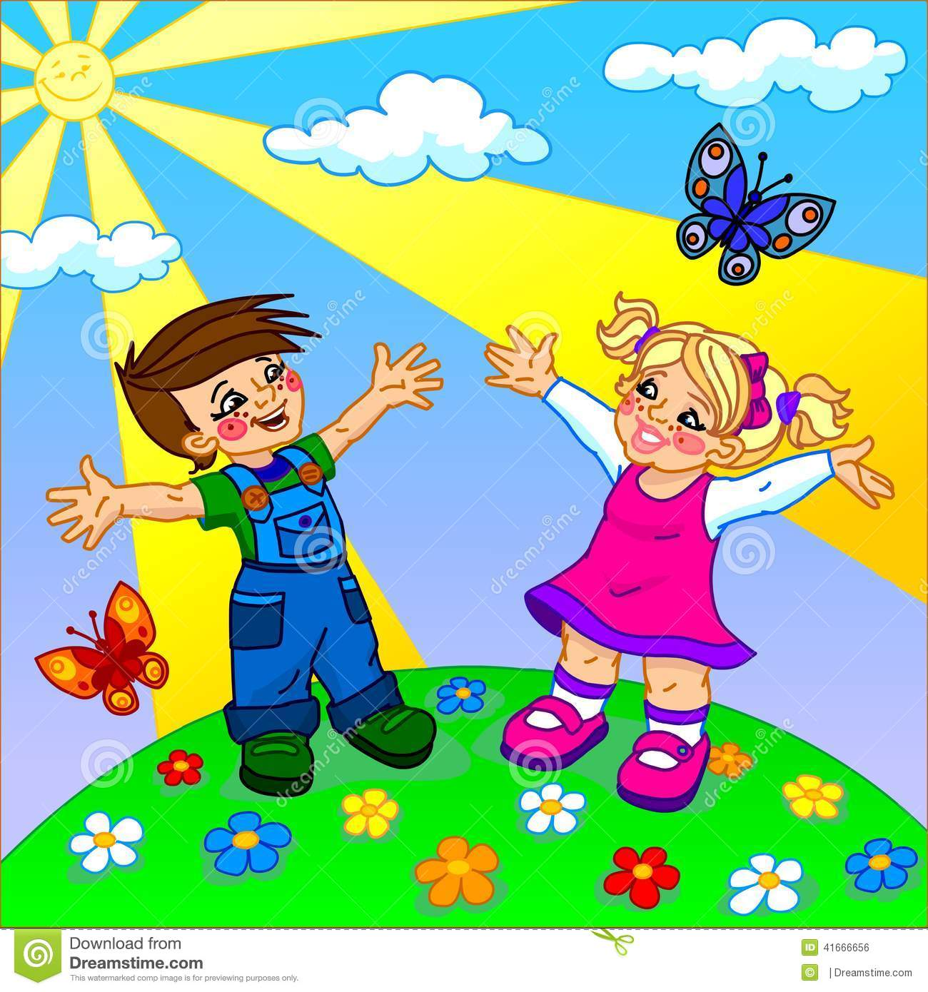 Nice Weather Clipart 20 Free Cliparts