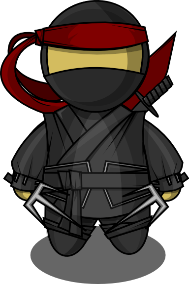 Ninja clipart  Clipground