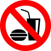 eating clipart clip sign drinking vector restriction food signs clipground healthy symbol drawings stop gograph royalty
