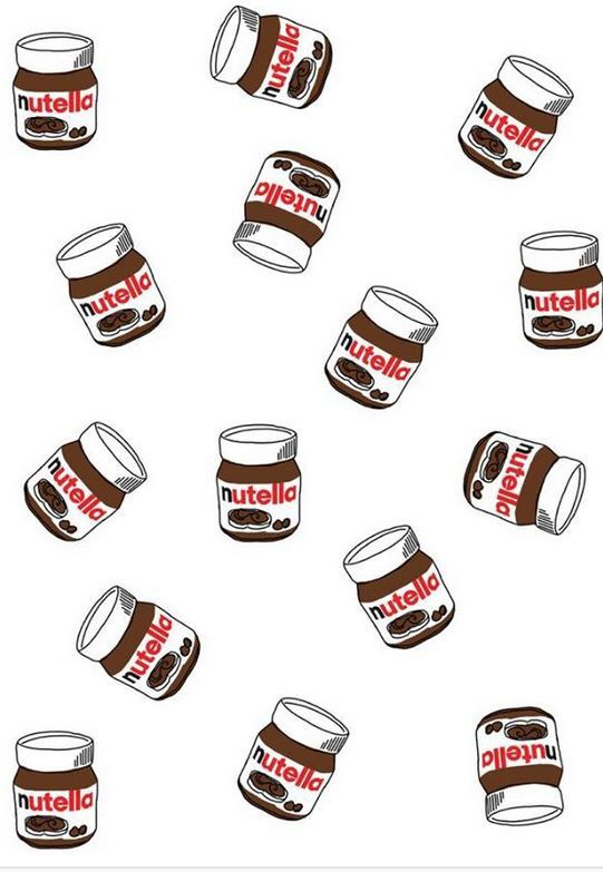 Cupcake Iphone Wallpaper Nutella Clipart Clipground