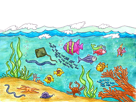 oceans clipart - clipground