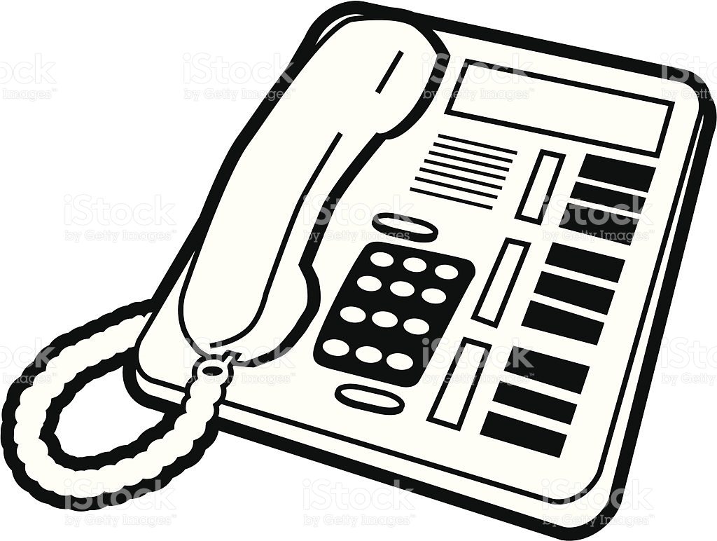 Office Telephone Clipart 20 Free Cliparts