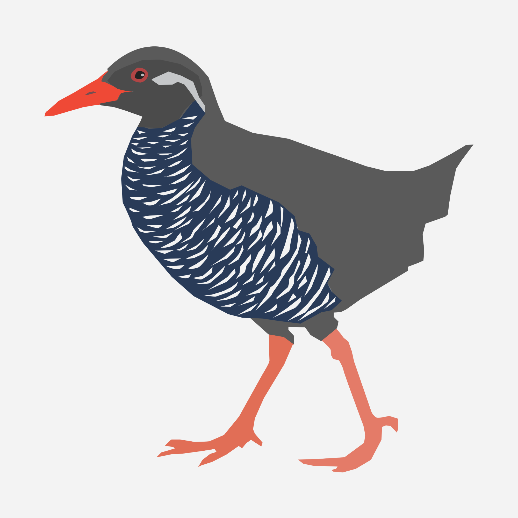 hight resolution of big image png rail bird clipart