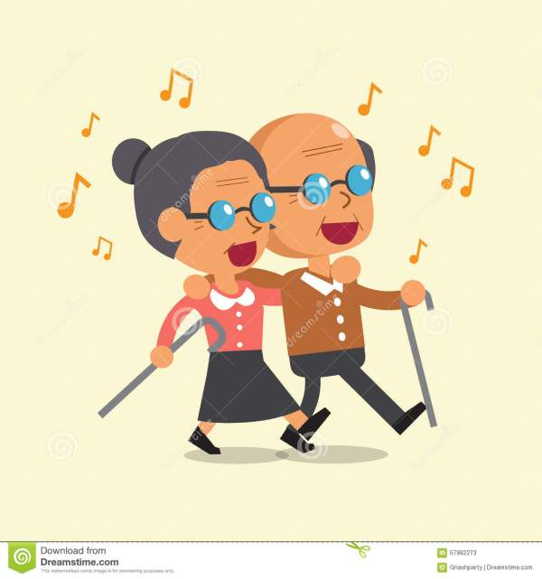 20 Elderly Woman Cartoon Pictures And Ideas On Weric
