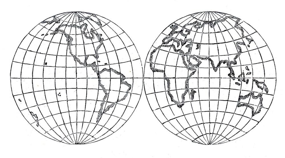 medium resolution of old world globe clipart