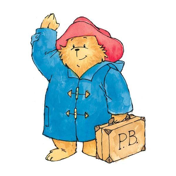 Paddington Bear School Clipart  Clipground
