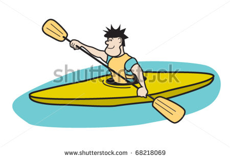 paddling clipart - clipground