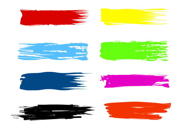 Paint Brush Stroke Clipart - Clipground