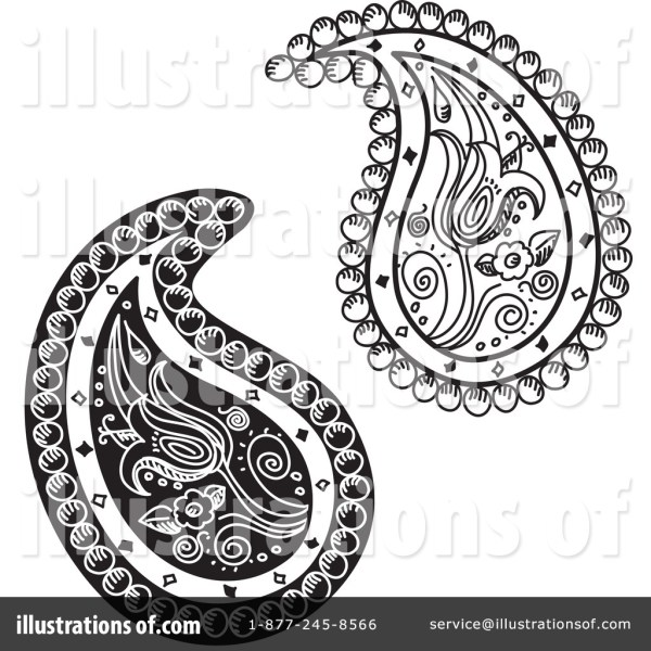 paisley clipart - clipground
