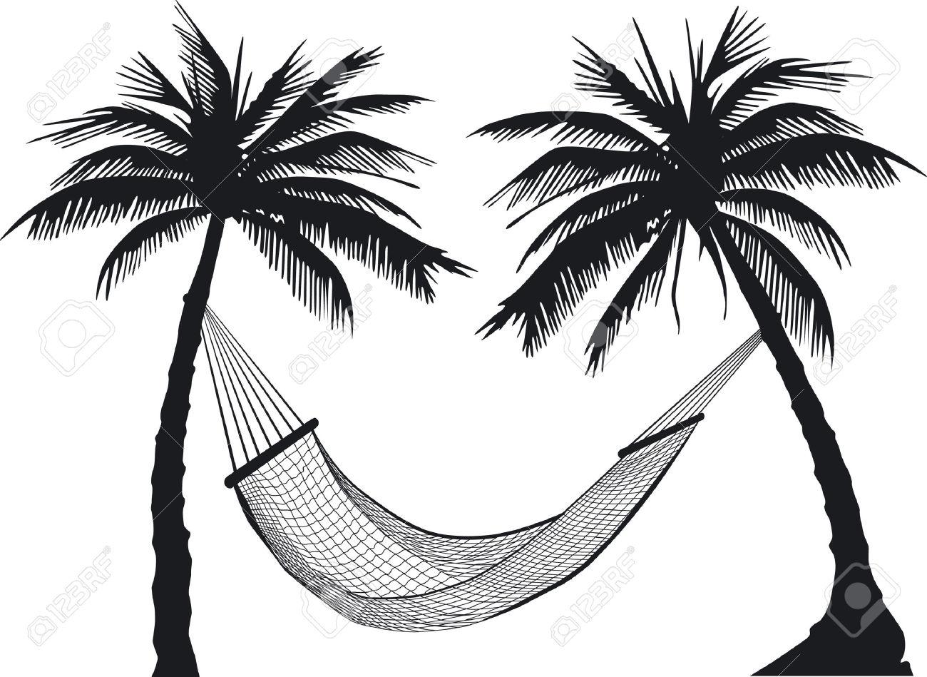 Palm Tree Hammock Clipart 20 Free Cliparts