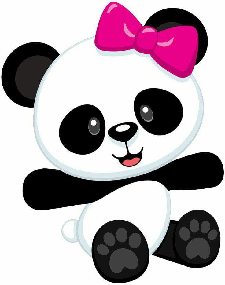 Wallpapers Fofo Cutes Panda Bear Clipart Clipground