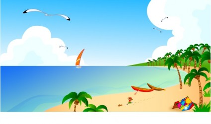 Pantai clipart  Clipground