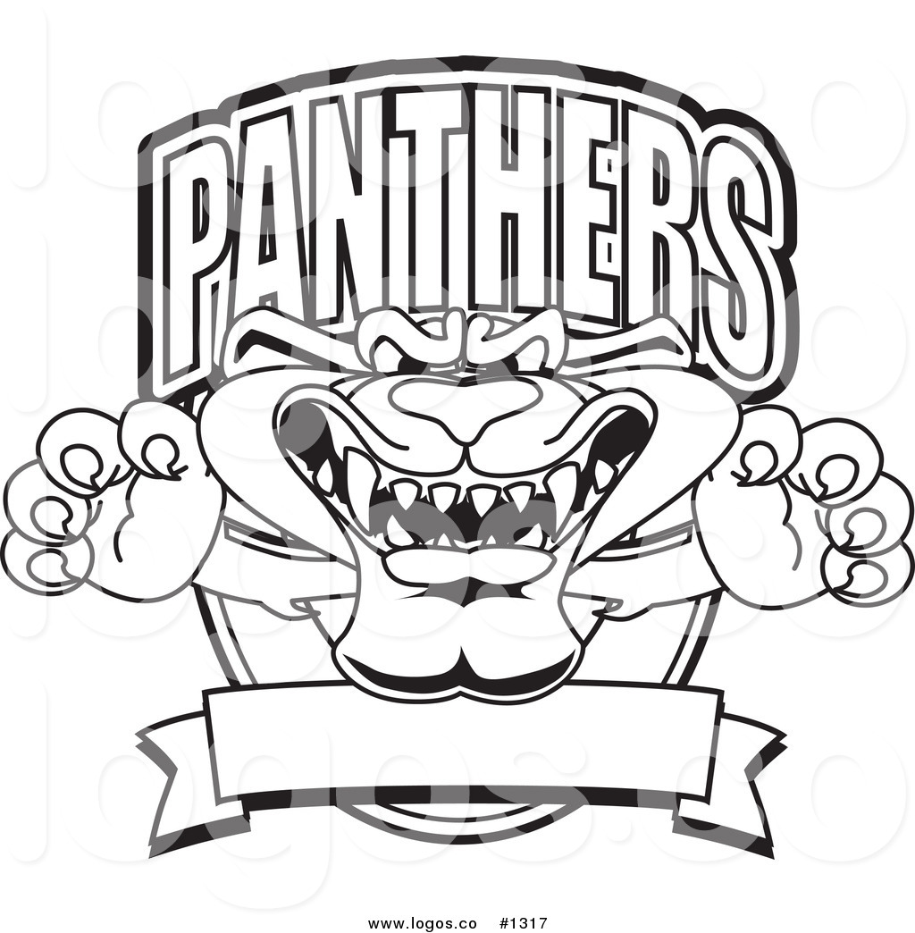 Panther Clipart Free Vector