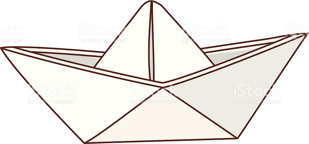 Paper boat clipart  Clipground