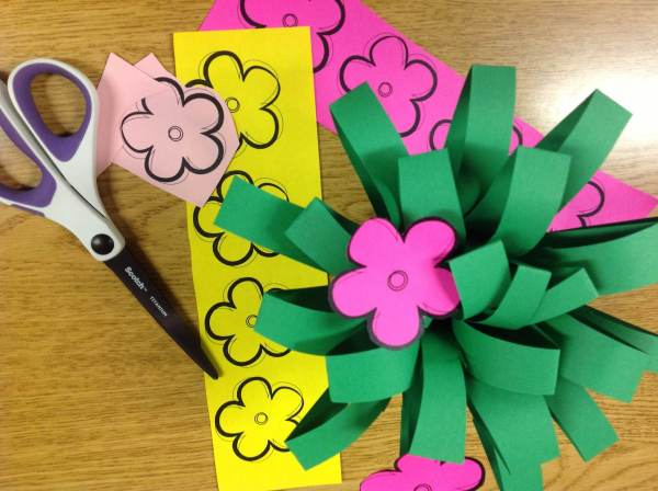 Mother's Day Crafts with Paper