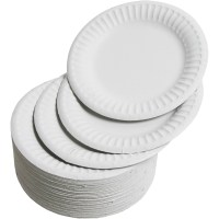 Paper plate clipart - Clipground