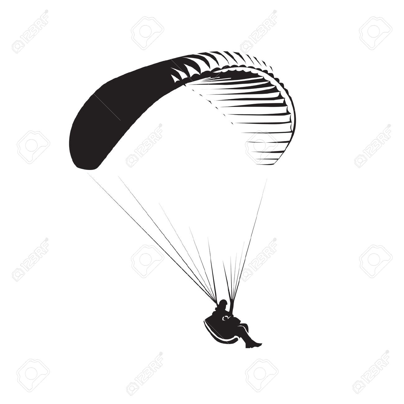 Paragliding Clipart 20 Free Cliparts