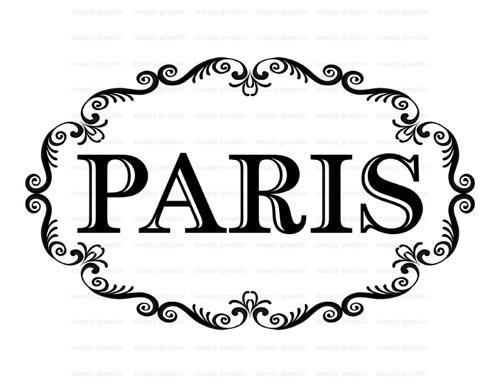 parisian clipart - clipground