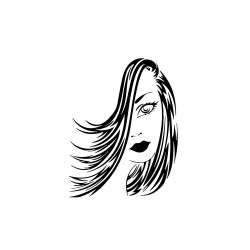 hair salon clipart clip stylist retro parlour clipartmag cliparts tumundografico beauty clipground clipartbest